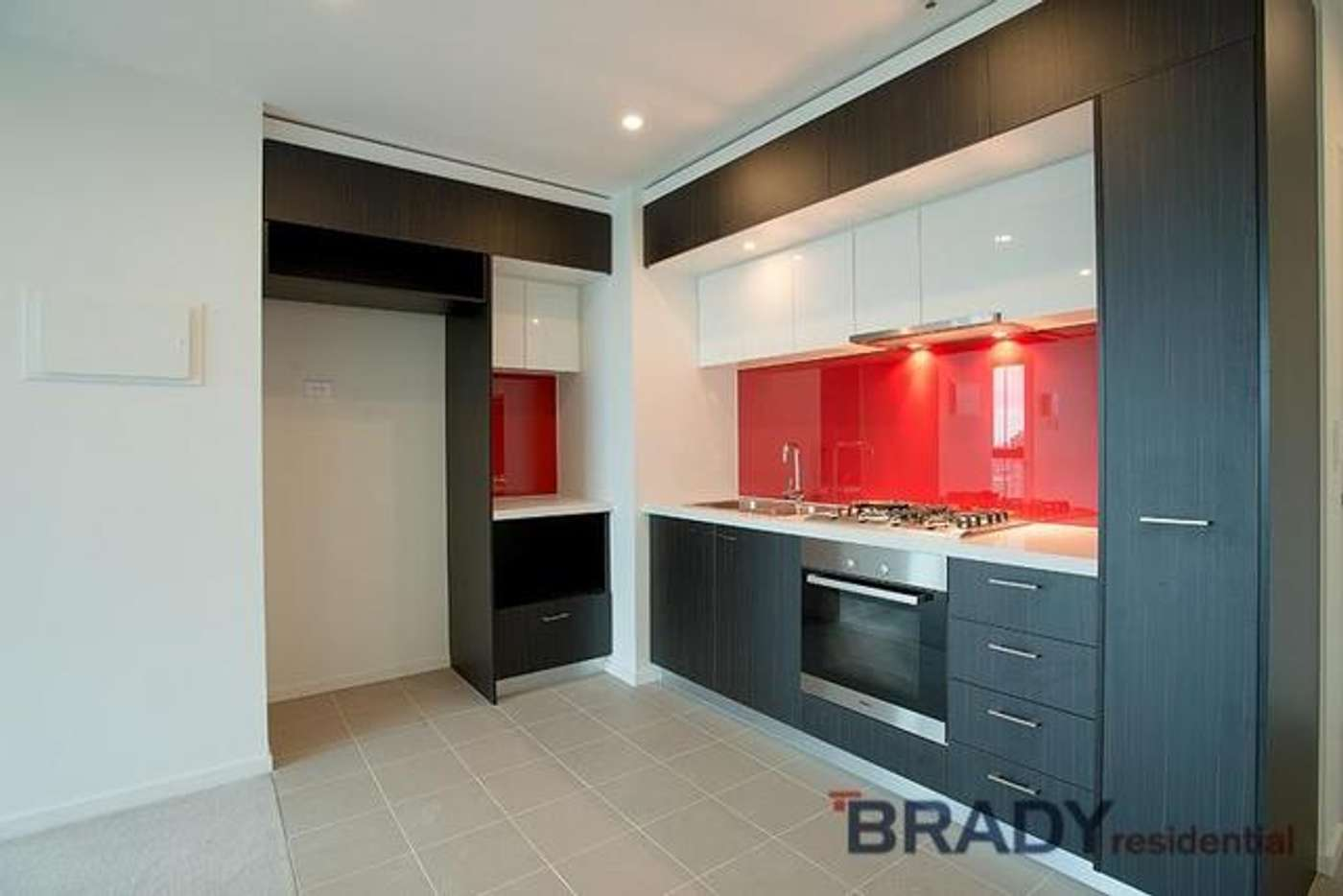 Main view of Homely apartment listing, 3501/8 Sutherland Street, Melbourne VIC 3000
