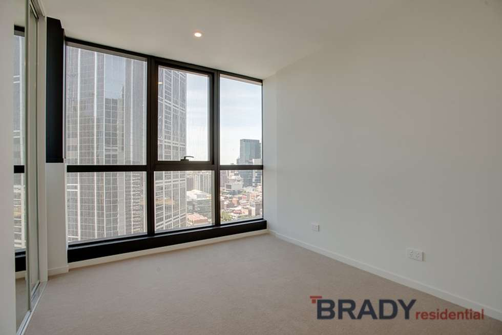 Second view of Homely apartment listing, 2807/8 Sutherland Street, Melbourne VIC 3000