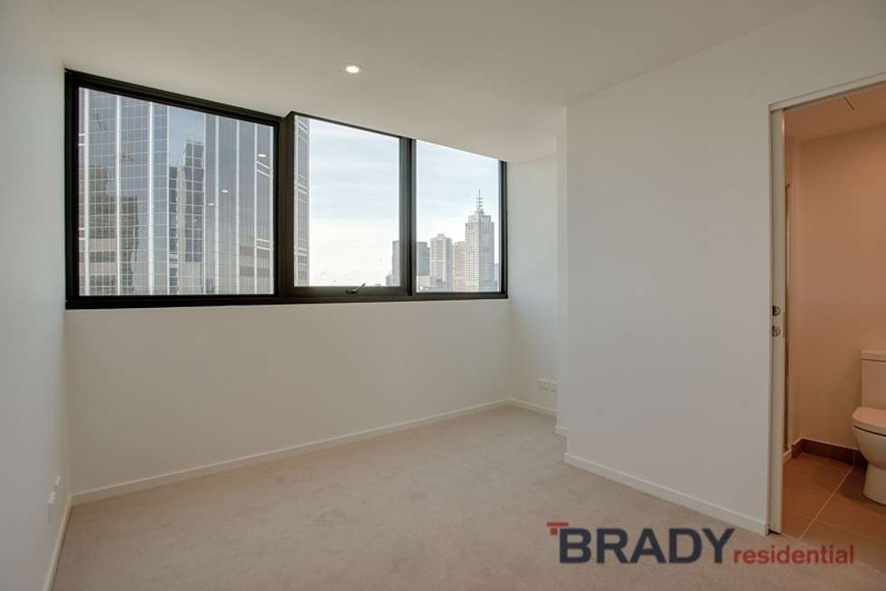 Third view of Homely apartment listing, 2807/8 Sutherland Street, Melbourne VIC 3000