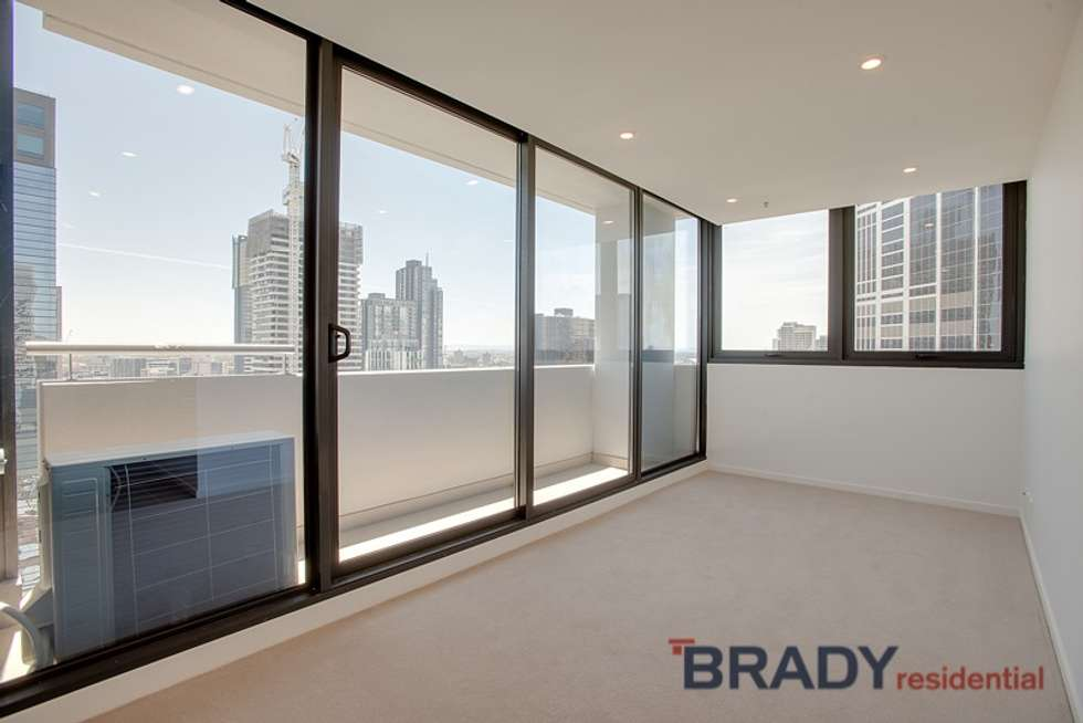 Fourth view of Homely apartment listing, 2807/8 Sutherland Street, Melbourne VIC 3000