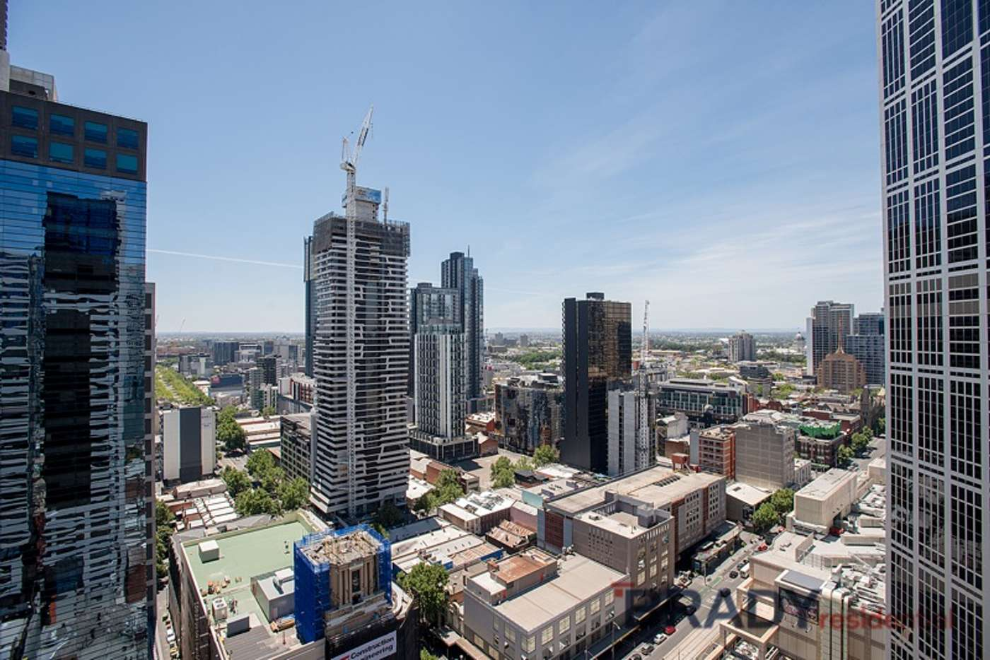 Seventh view of Homely apartment listing, 2807/8 Sutherland Street, Melbourne VIC 3000