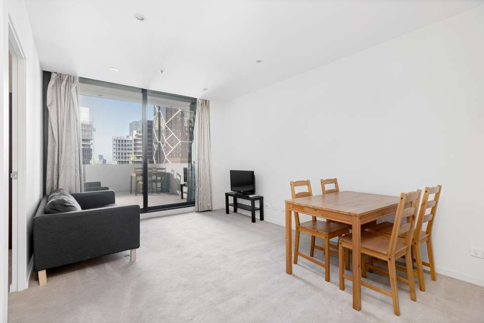 Second view of Homely apartment listing, 2909/8 Sutherland Street, Melbourne VIC 3000
