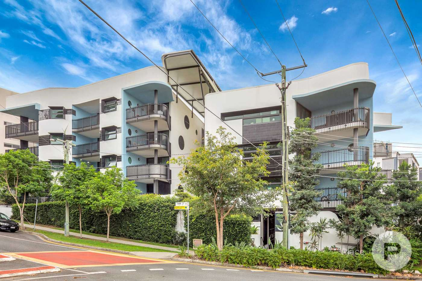 Main view of Homely apartment listing, 12/41 School Street, Kelvin Grove QLD 4059