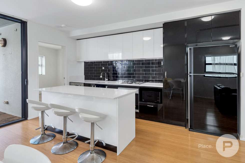 Third view of Homely apartment listing, 12/41 School Street, Kelvin Grove QLD 4059