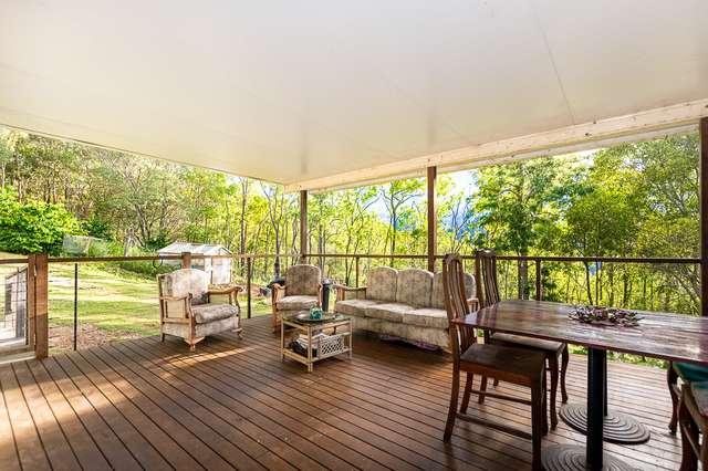 381 Lamington National Park Road, Canungra QLD 4275