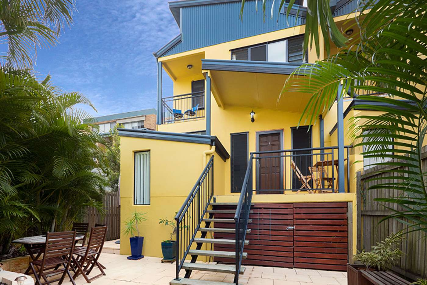 Main view of Homely townhouse listing, 1/11 Burt St, Auchenflower QLD 4066
