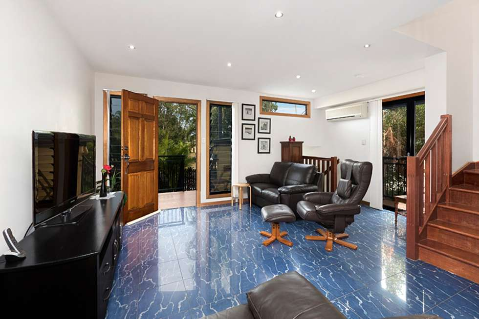 Second view of Homely townhouse listing, 1/11 Burt St, Auchenflower QLD 4066