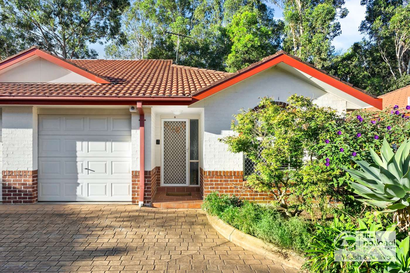 Main view of Homely villa listing, 8/209 Old Windsor Road, Northmead NSW 2152