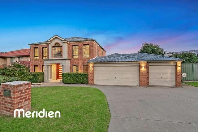 3 Bilyana Place, Rouse Hill NSW 2155