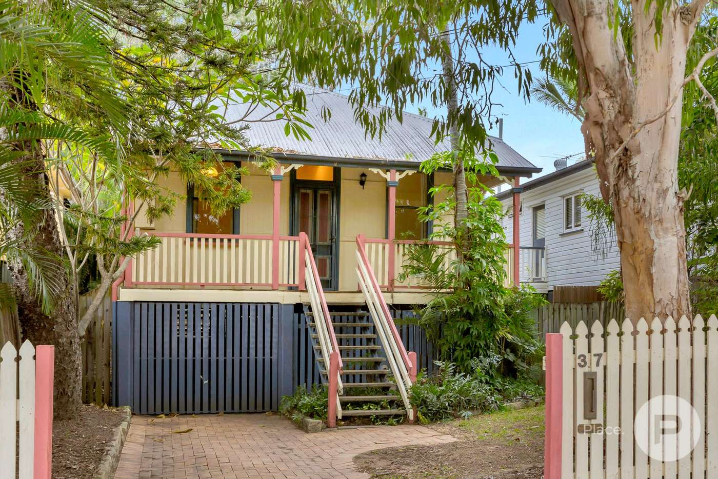 Main view of Homely house listing, 37 Stafford Street, Paddington QLD 4064