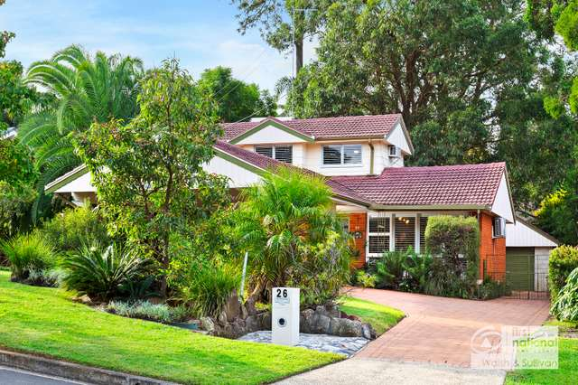 26 Woodhill Street, Castle Hill NSW 2154