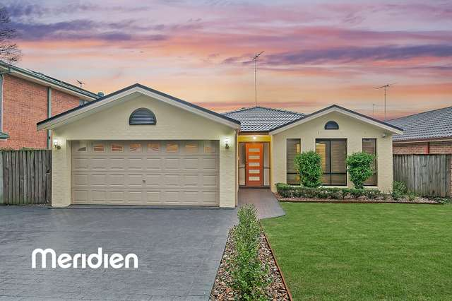 17 Greygum Ave, Rouse Hill NSW 2155