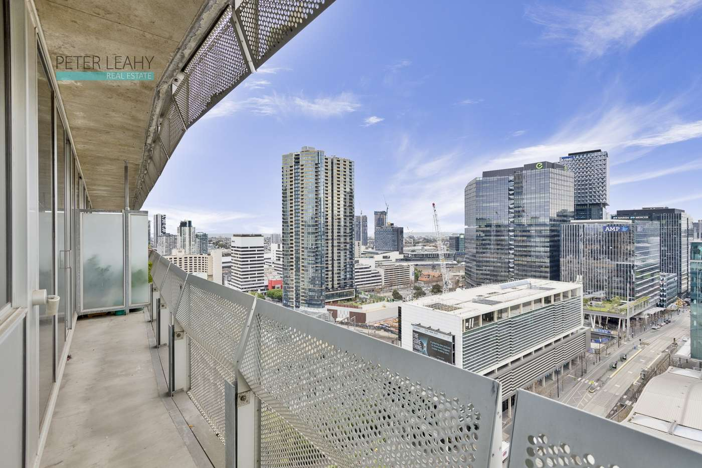 Main view of Homely apartment listing, 2103/620 Collins Street, Melbourne VIC 3000