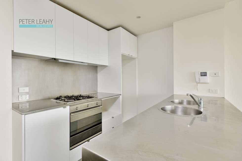 Second view of Homely apartment listing, 2103/620 Collins Street, Melbourne VIC 3000