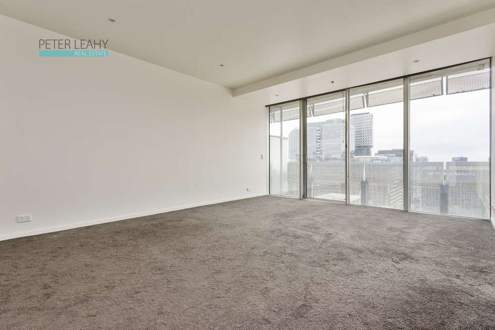 Third view of Homely apartment listing, 2103/620 Collins Street, Melbourne VIC 3000