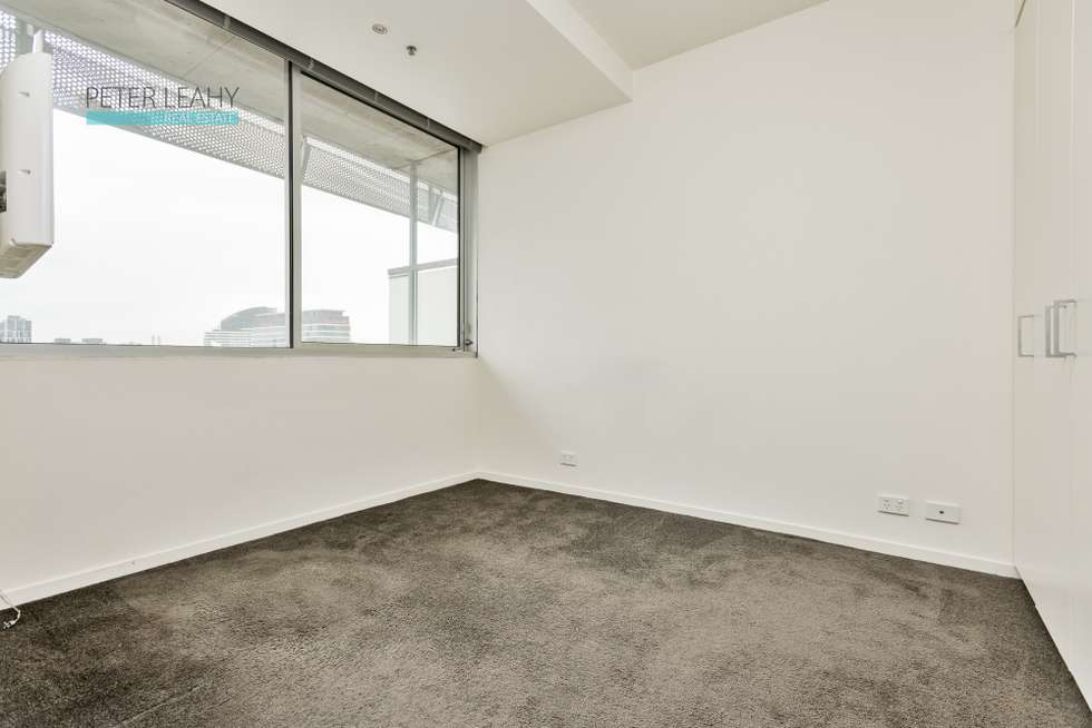 Fifth view of Homely apartment listing, 2103/620 Collins Street, Melbourne VIC 3000