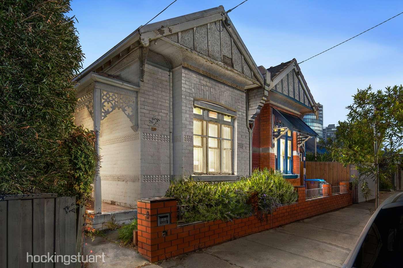 Main view of Homely house listing, 26 Union Street, Prahran VIC 3181