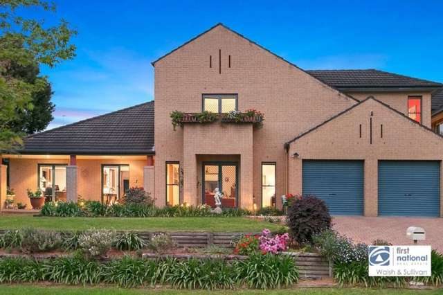 4 Braefield Place, Castle Hill NSW 2154