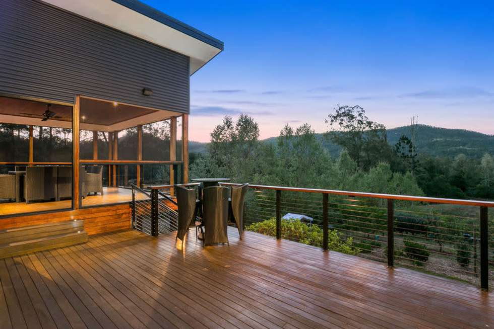 Third view of Homely acreageSemiRural listing, 47 Tucker Lane, Ferny Glen QLD 4275
