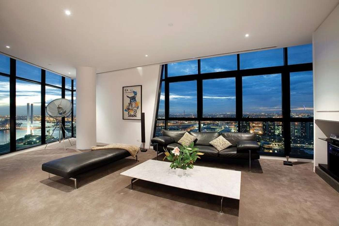 Main view of Homely house listing, 301/55 Victoria Harbour Promenade, Docklands VIC 3008
