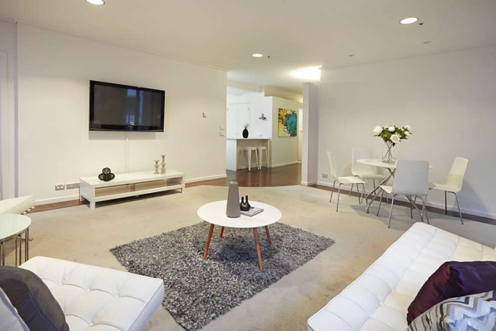 Fourth view of Homely apartment listing, 3a/9 Beach Street, Port Melbourne VIC 3207