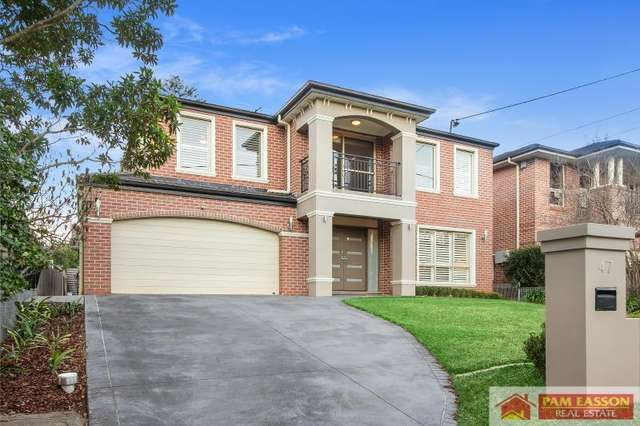 47 Gollan Ave, Oatlands NSW 2117