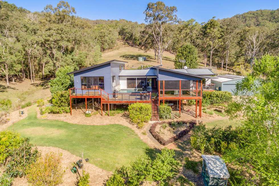 Second view of Homely acreageSemiRural listing, 47 Tucker Lane, Ferny Glen QLD 4275