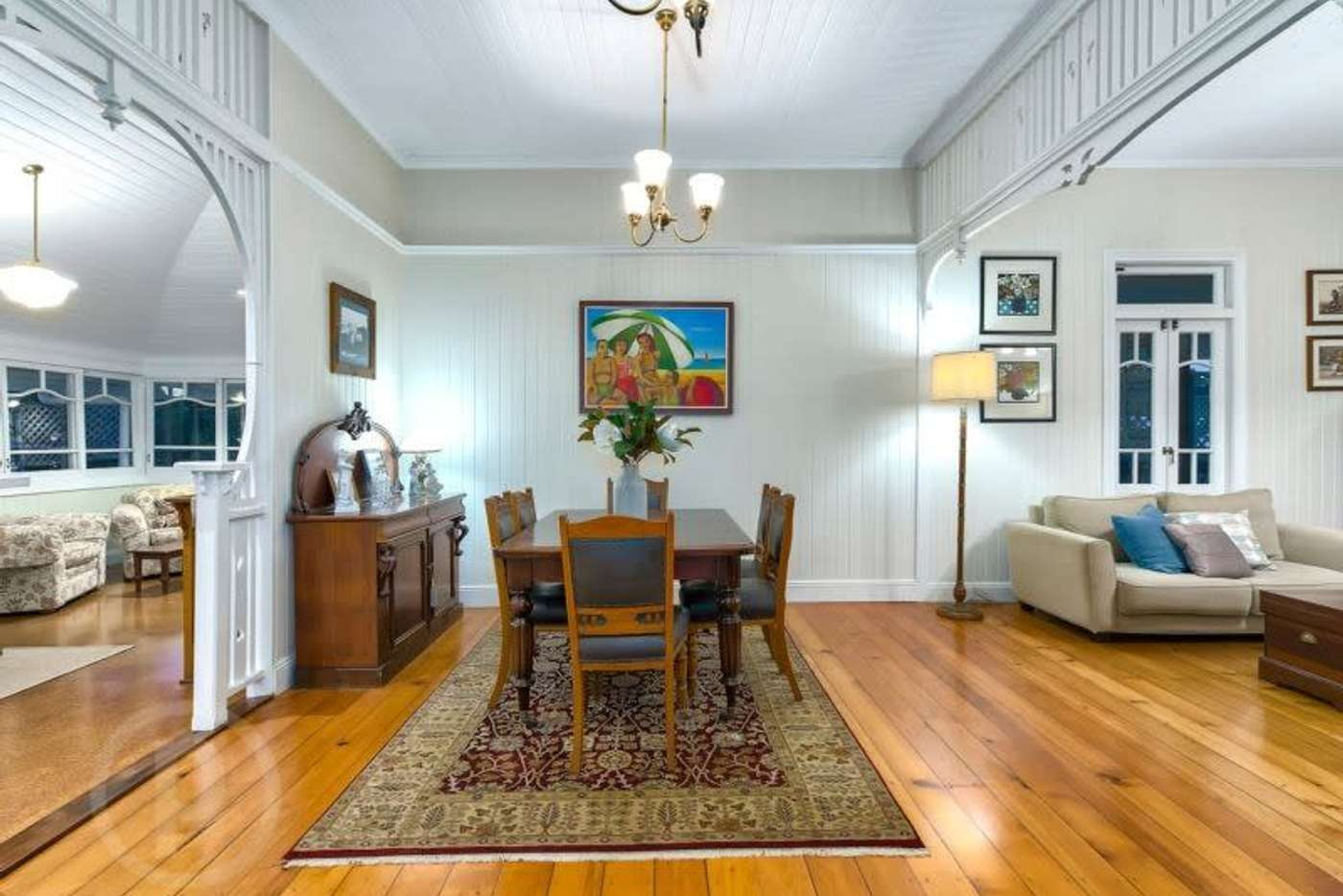 Fifth view of Homely house listing, 29 Willmington Street, Newmarket QLD 4051