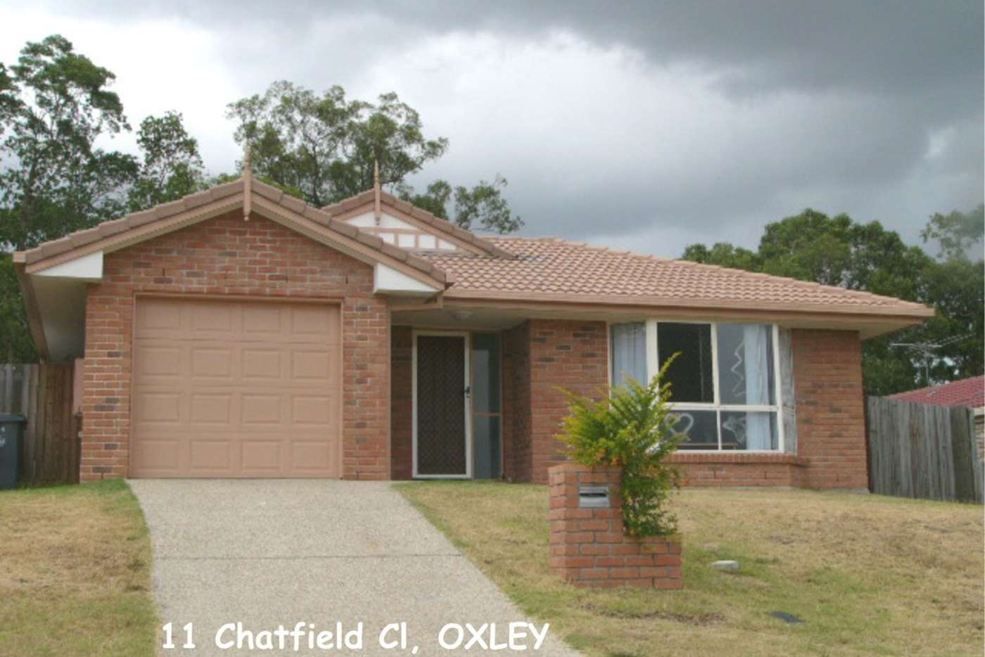 Main view of Homely house listing, 11 Chatfield Close, Oxley QLD 4075