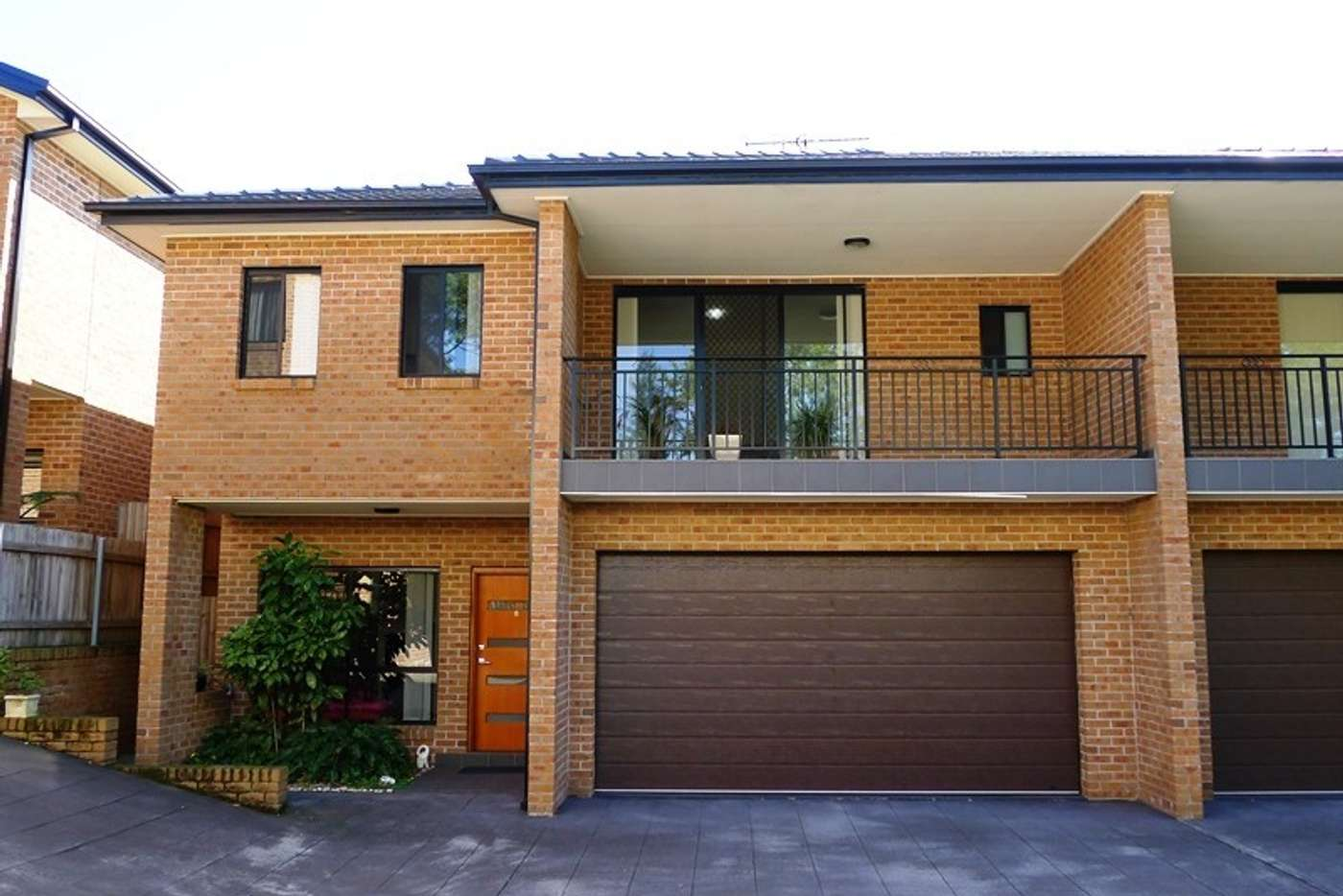 Main view of Homely townhouse listing, 6/14 Pearce Street, Baulkham Hills NSW 2153