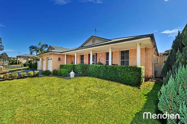 25 Spring Mill Avenue, Rouse Hill NSW 2155