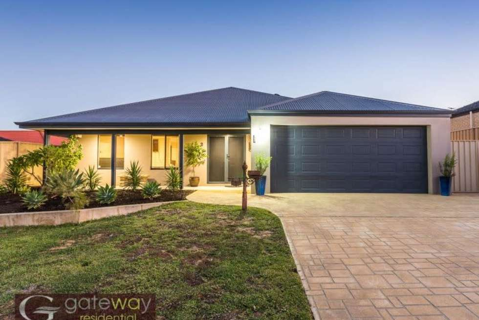 Second view of Homely house listing, 3 Echidna Link, Beeliar WA 6164