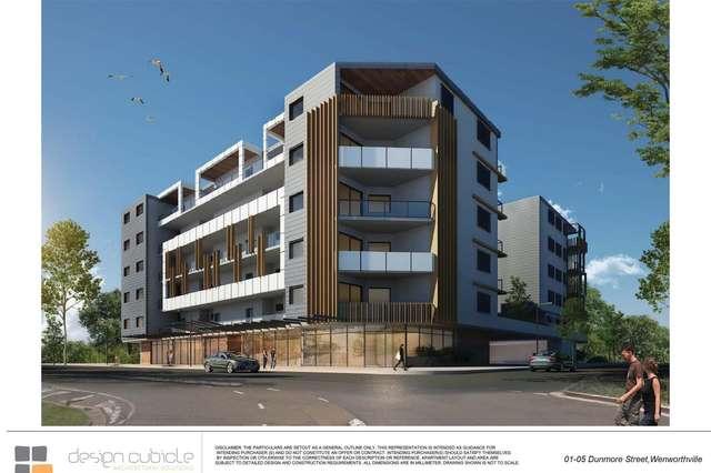 1-5 DUNMORE Street, Wentworthville NSW 2145