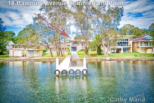 18 Bambury Avenue, Summerland Point NSW 2259