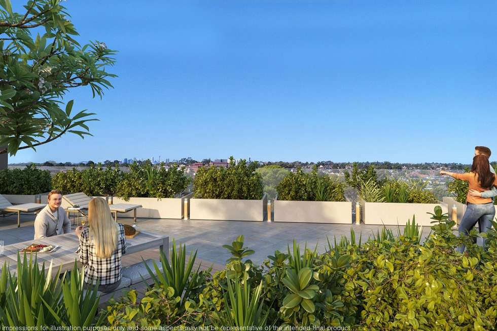 Second view of Homely apartment listing, 12 coronation Parade, Enfield NSW 2136
