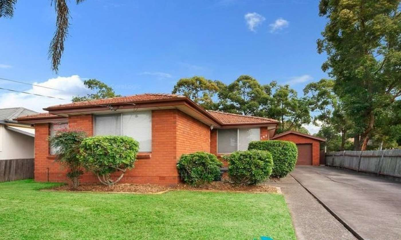 Main view of Homely house listing, 147 fowler  Road, Merrylands, NSW 2160