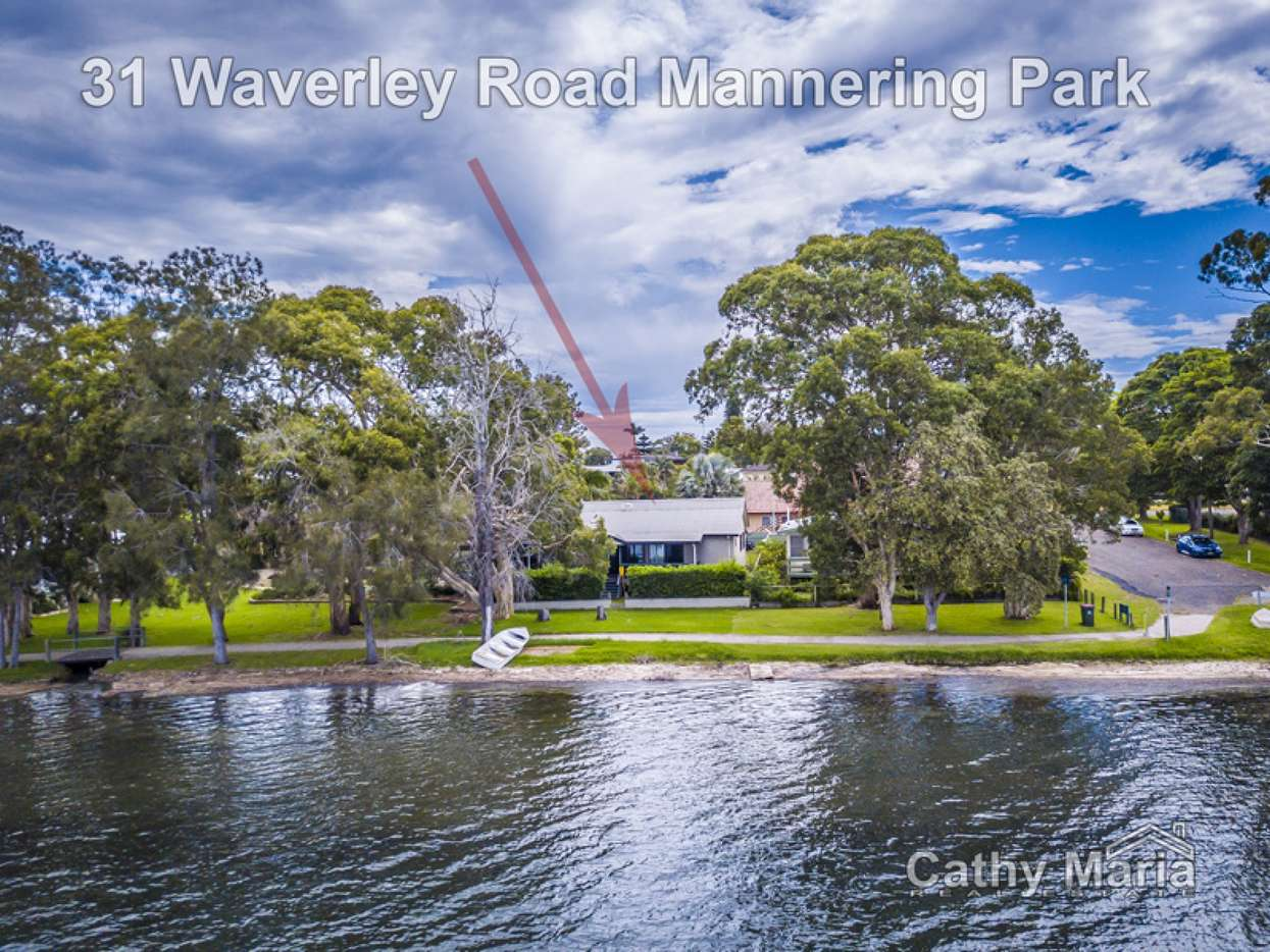 Main view of Homely house listing, 31 Waverley Avenue, Mannering Park, NSW 2259