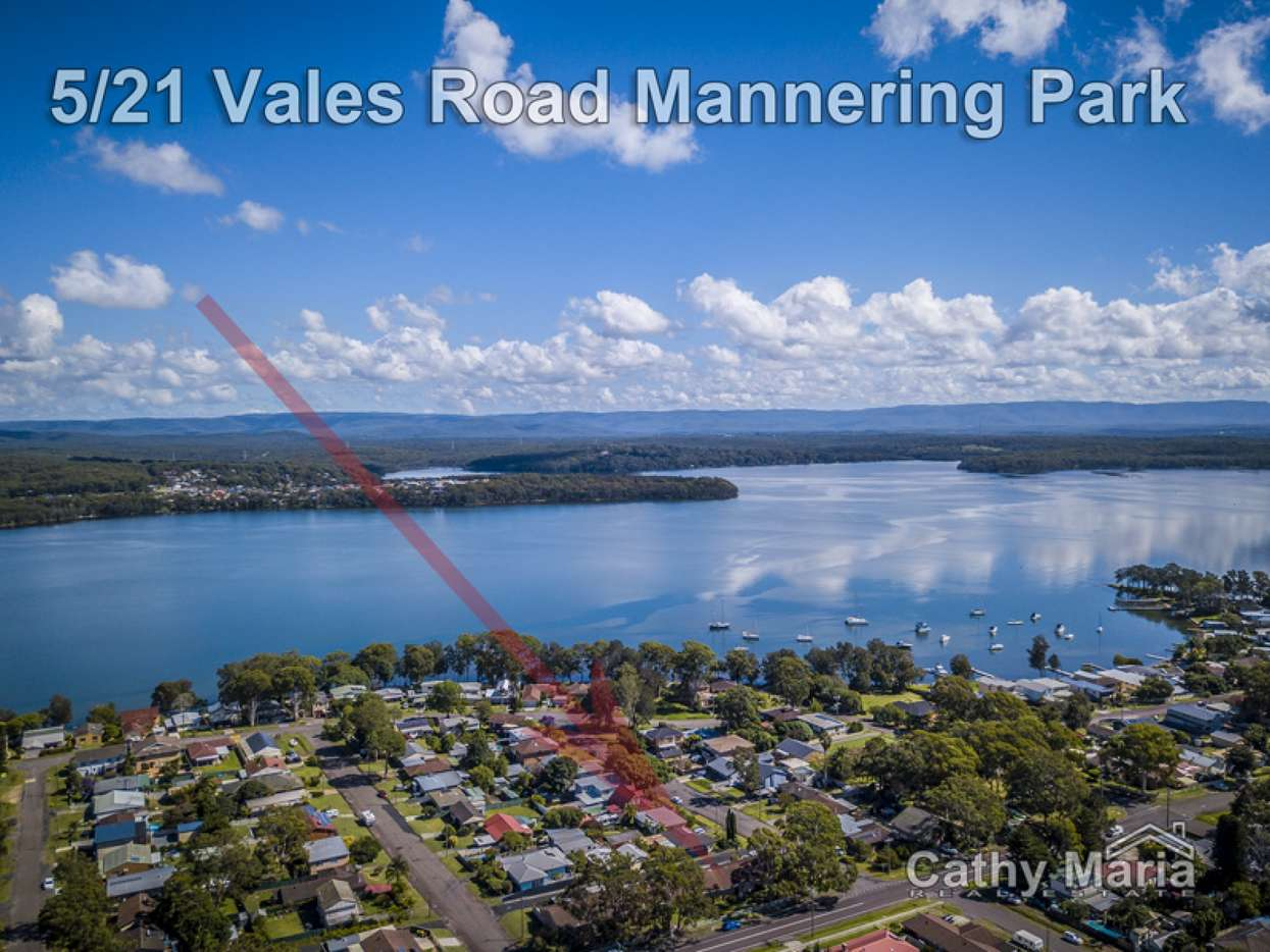 Main view of Homely unit listing, 5/21 Vales Road, Mannering Park, NSW 2259