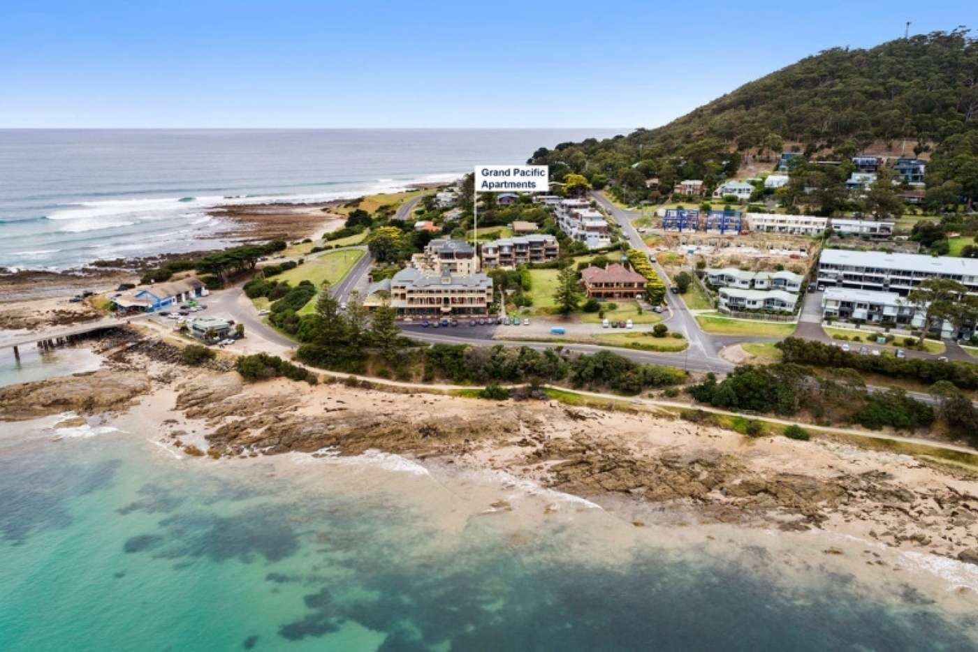 Main view of Homely apartment listing, 30/2-10 Ocean Road South Road, Lorne VIC 3232