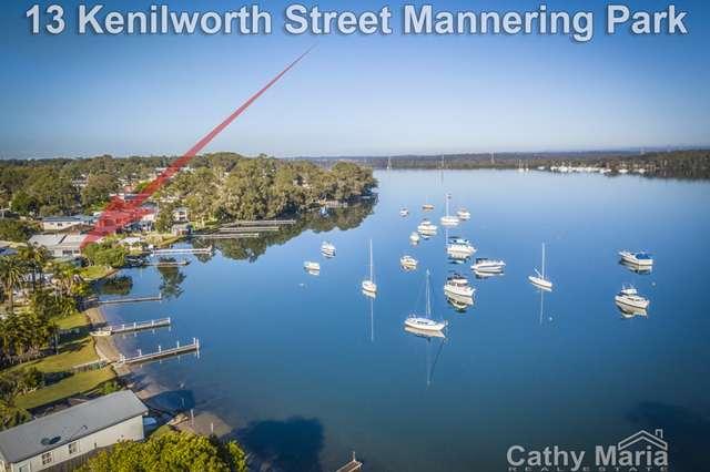 13 Kenilworth Street, Mannering Park NSW 2259