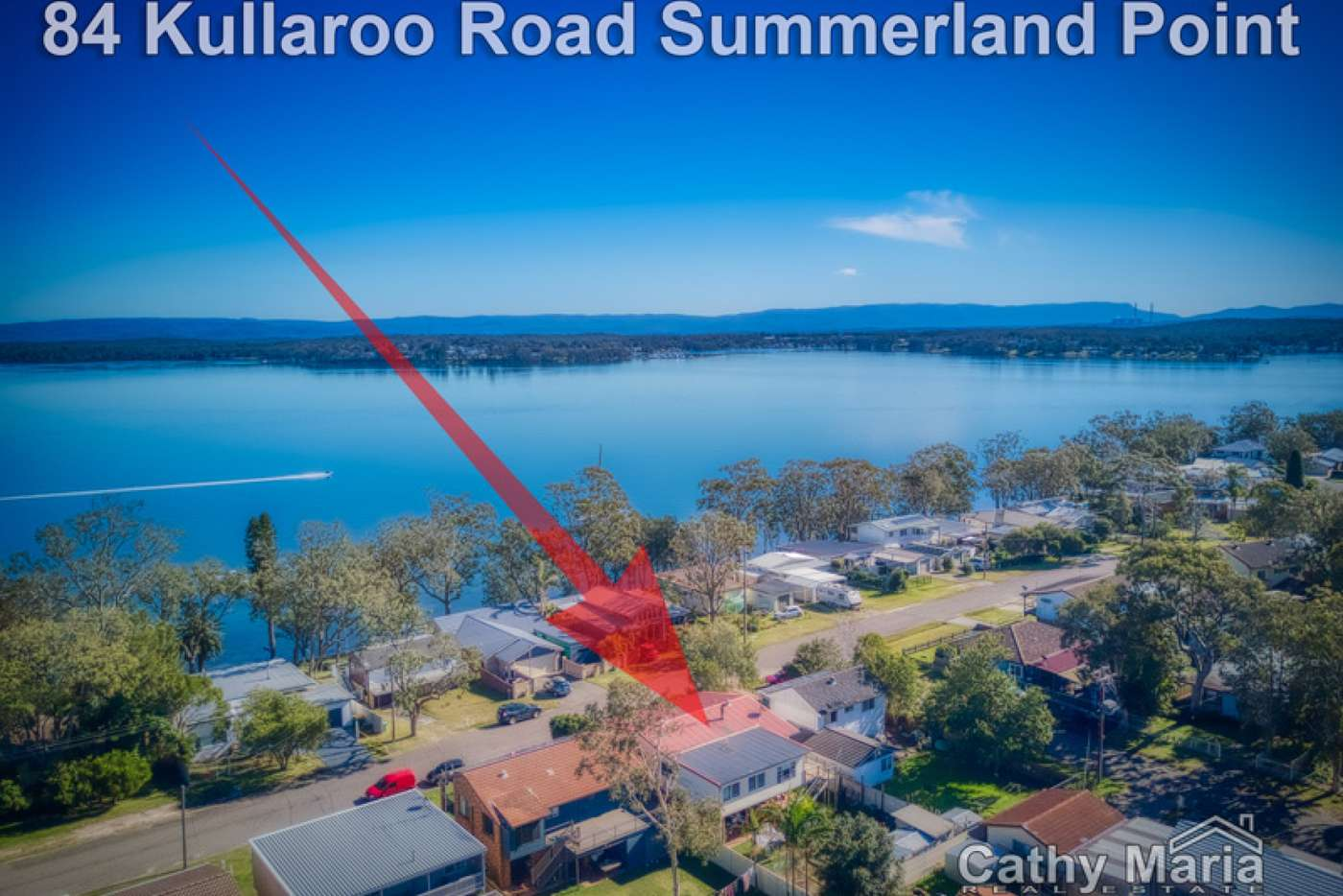 Main view of Homely house listing, 84 Kullaroo Road, Summerland Point NSW 2259