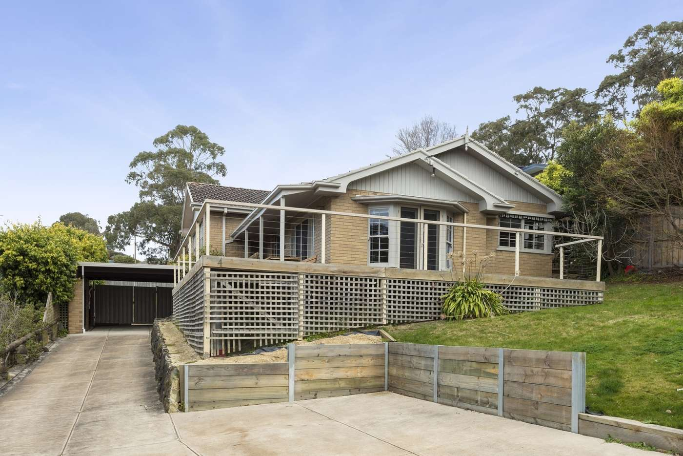 Main view of Homely house listing, 4 Anderson Court, Lorne VIC 3232