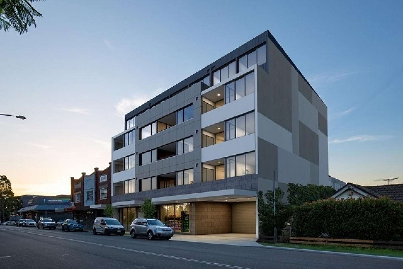 Seventh view of Homely apartment listing, 404/8 Monash  Road, Gladesville NSW 2111