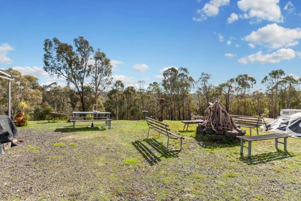 Second view of Homely residentialLand listing, 240 Doctors Creek Road, Clonbinane VIC 3658