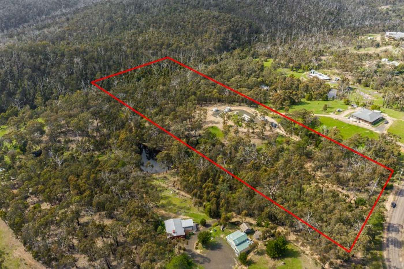 Sixth view of Homely residentialLand listing, 240 Doctors Creek Road, Clonbinane VIC 3658