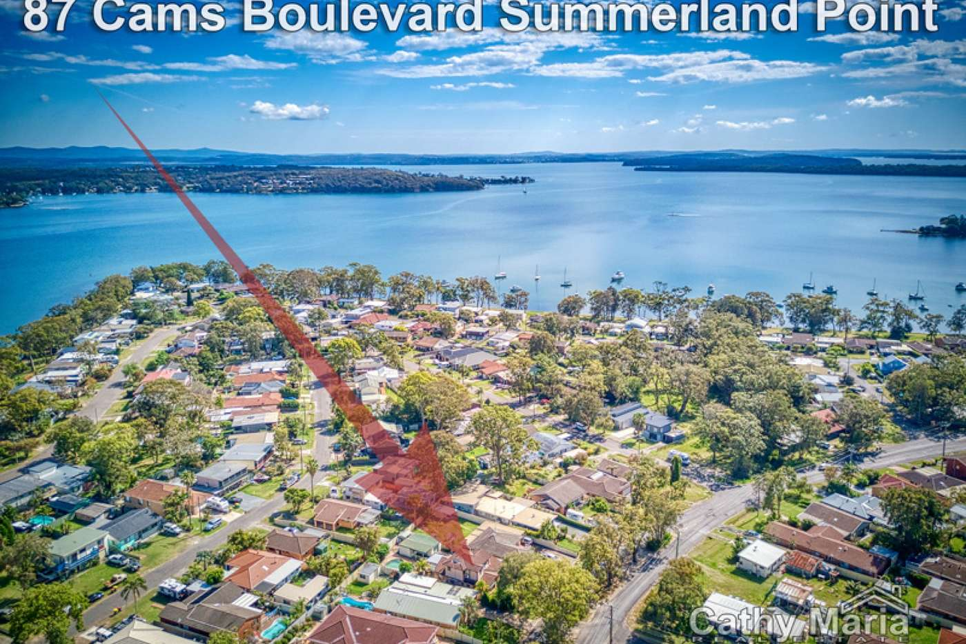 Fifth view of Homely house listing, 87 Cams Boulevard, Summerland Point NSW 2259