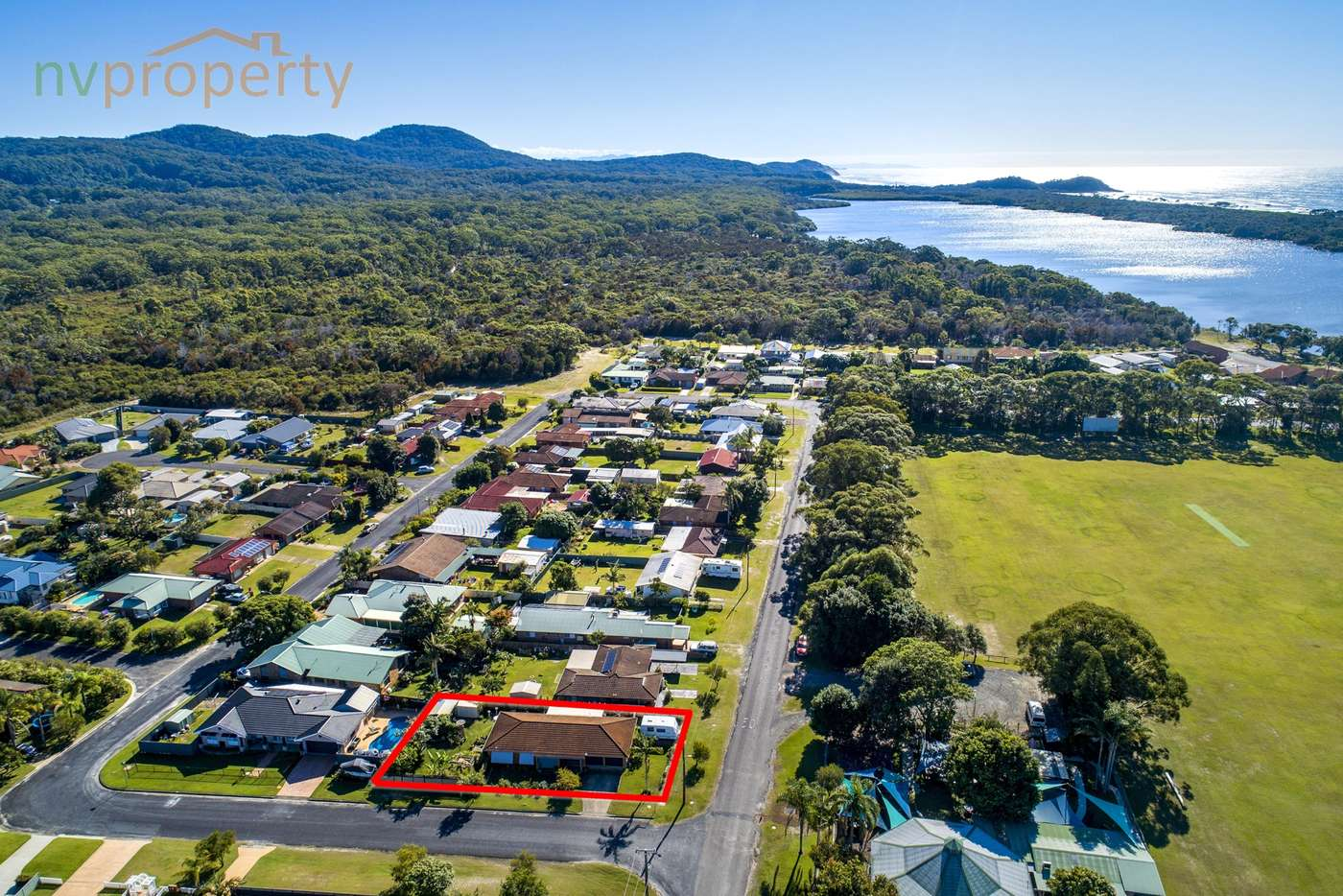 Main view of Homely house listing, 6 Fourth Avenue, Stuarts Point NSW 2441