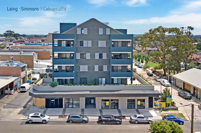 305/45-47 Peel Street, Canley Heights NSW 2166