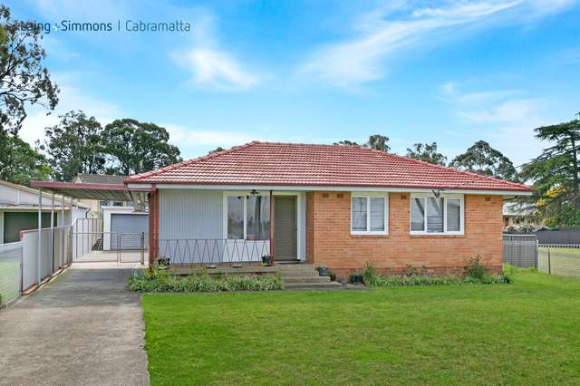 31 Hatfield Road, Canley Heights NSW 2166