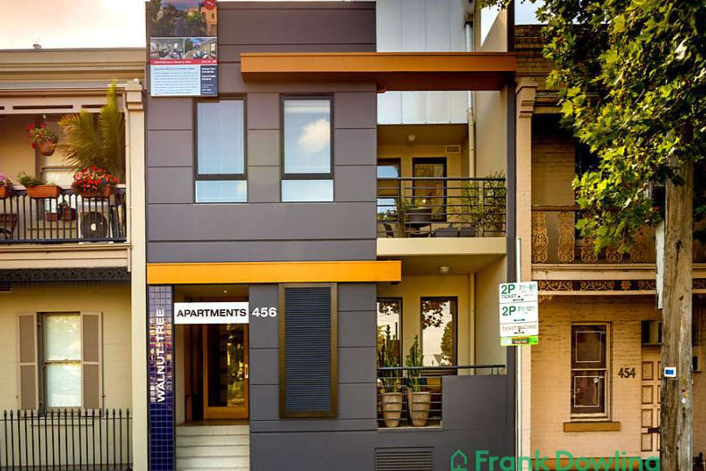 Main view of Homely apartment listing, 5/456 William St, West Melbourne VIC 3003